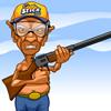 Grampa Grumble(TM) Skeet Shoot