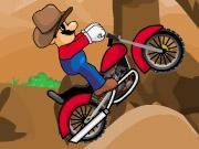 Cowboy Mario Bike
