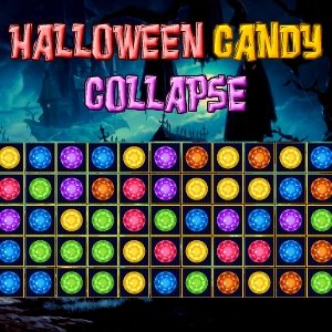 Halloween Candy Collapse