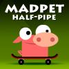 Madpet Half-Pipe